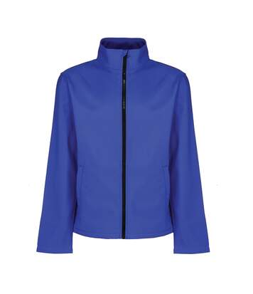 Regatta Mens Ablaze Printable Softshell Jacket (Royal Blue/Black) - UTRG3560