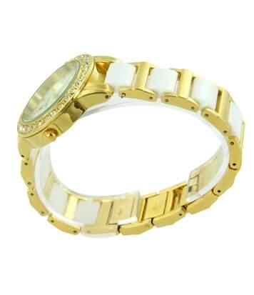 Montre Femme JONAS bracelet Acier Doré