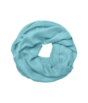 Echarpe - Tour de cou adulte - Taille unique - MB7316 - bleu clair