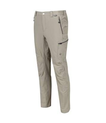 Regatta - Pantalon De Randonnée Highton - Homme (Beige) - UTRG4204