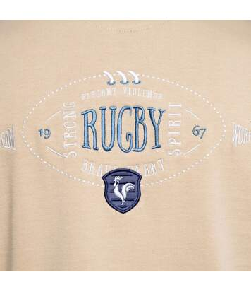 Polo rugby manches longues ELEGANT