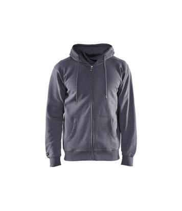 Sweat shirt  à capuche Blaklader avec zip central