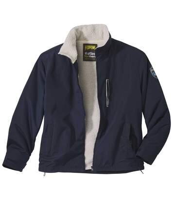 Куртка из Микрофибры с Подкладкой из Шерпы фото