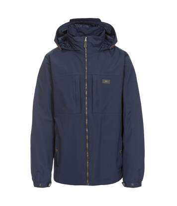 Trespass Mens Cartwright Waterproof Jacket (Navy) - UTTP4117