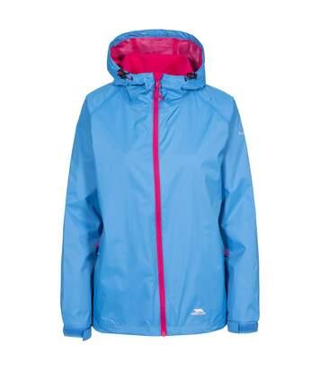Trespass Womens/Ladies Tayah II Waterproof Shell Jacket (Vibrant Blue) - UTTP3378