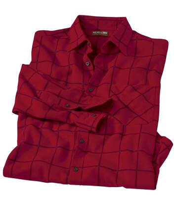 Flanelová košeľa Charlevoix