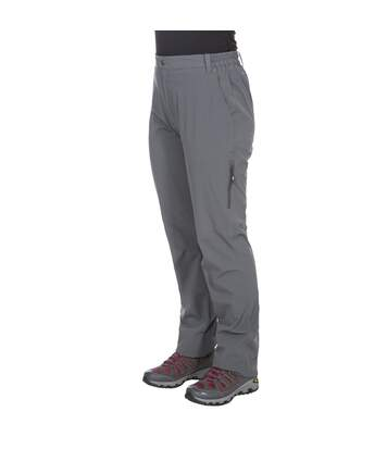 Trespass Womens/Ladies Pasture Hiking Trousers (Carbon) - UTTP4631