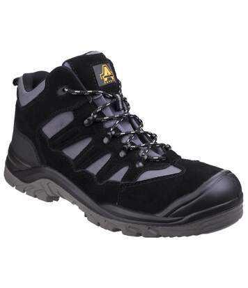 Amblers Safety AS251 Mens Lightweight Safety Hiker Boots (Black) - UTFS4626
