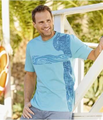 Sada 2 triček Maori Island