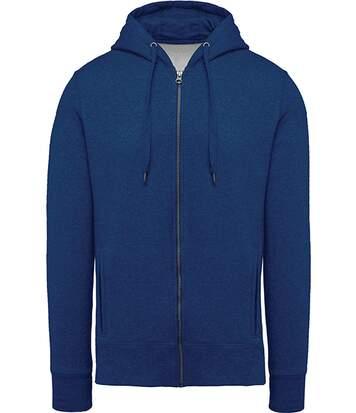 Sweat-shirt Bio zippé à capuche