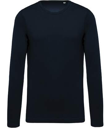 T-shirt coton Bio manches longues