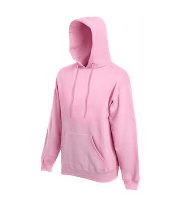 Fruit Of The Loom - Sweat À Capuche - Homme (Rose clair) - UTBC366