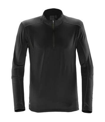 Stormtech Mens Pulse Fleece Pullover (Black/Carbon) - UTBC4121