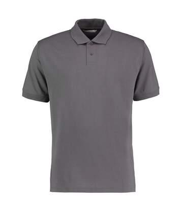 Kustom Kit - T-Shirt Polo - Hommes (Gris foncé) - UTPC3392
