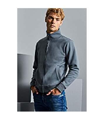 Russell Authentic - Gilet Zippé - Homme (Blanc) - UTRW5509