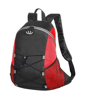 Sac à dos léger et sportif - 16L - SH7237 - rouge