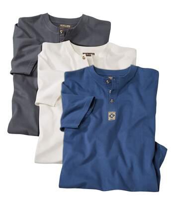 Súprava 3 triček Navajo