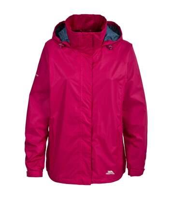 Trespass Womens/Ladies Lanna II Waterproof Jacket (Cerise) - UTTP3279