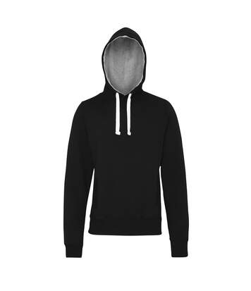 AWDis Just Hoods Mens Chunky Pullover Hoodie (Red Hot Chilli) - UTRW3484