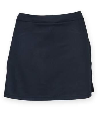 Finden & Hales - Jupe-Short De Sport - Femme (Bleu marine) - UTRW4162