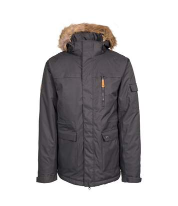 Trespass Mens Mount Bear Parka Jacket (Black) - UTTP4513