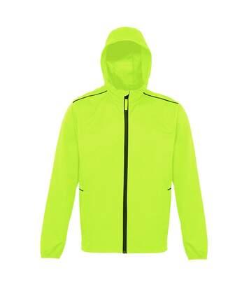 Tri Dri Mens Ultra Light Layer Softshell Jacket (Lightning Yellow) - UTRW4803