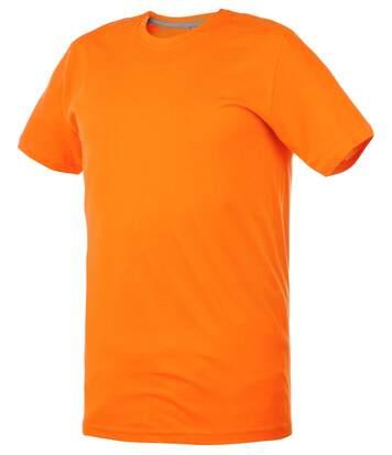 Tee-shirt de travail Job+ Würth MODYF orange