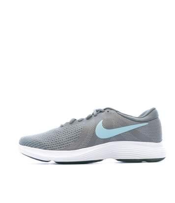 Chaussures de sport gris femme Nike Revolution 4
