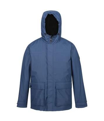 Regatta Mens Sterlings II Waterproof Jacket (XXL) (Dark Denim) - UTRG5303