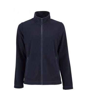 SOLS Womens/Ladies Norman Fleece Jacket (Navy) - UTPC3211