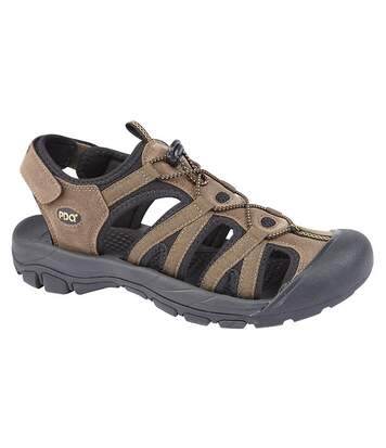 PDQ Superlight Mens Sports Sandal (Brown) - UTDF1645