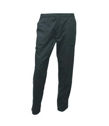 Regatta Mens New Action Trouser (Regular) / Pants (Green) - UTBC834