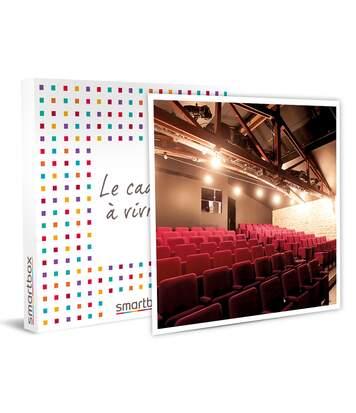 SMARTBOX - 4 entrées au Théâtre Le Funambule à Paris - Coffret Cadeau Sport & Aventure
