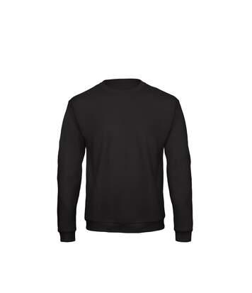 B&C Adults Unisex ID. 202 50/50 Sweatshirt (Heather Grey) - UTBC3647