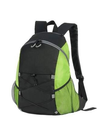 Sac à dos léger et sportif - 16L - SH7237 - vert lime