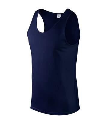Gildan Mens Softstyle® Tank Vest Top (Navy) - UTRW3171