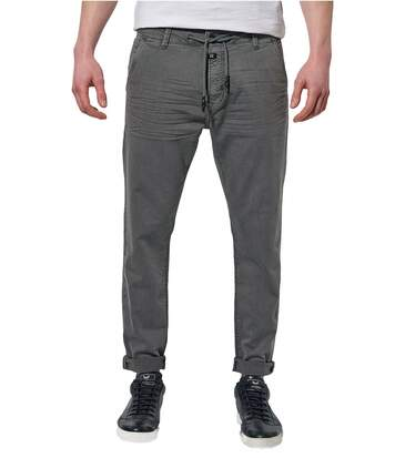 Pantalon en toile stretch  -  Kaporal - Homme