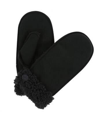 Regatta - Pack Bonnet Et Gants Corbina - Femme (Noir) - UTRG3778