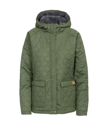Trespass Womens/Ladies Tempted Padded Jacket (Moss) - UTTP4435