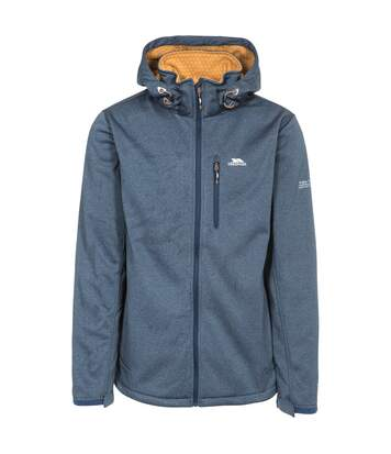 Trespass Mens Maynard TP75 Softshell Jacket (Navy Marl) - UTTP4261