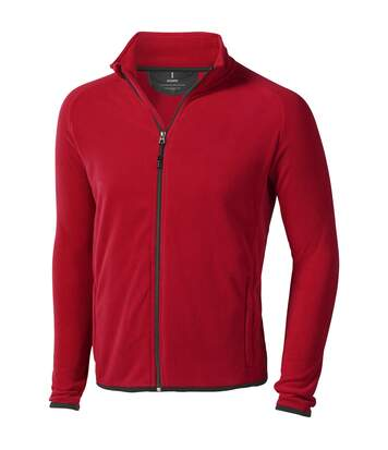 Elevate Mens Brossard Micro Fleece (Red) - UTPF1944