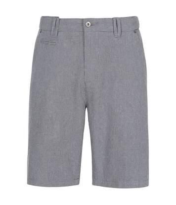 Trespass Mens Miner Travel Shorts (Dark Grey) - UTTP4687