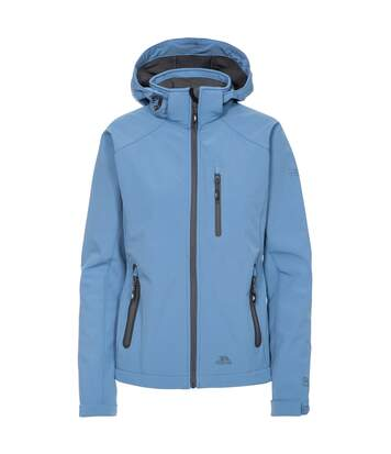 Trespass Womens/Ladies Bela II Waterproof Softshell Jacket (Denim Blue) - UTTP3440
