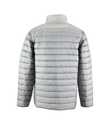 SOLS Mens Ride Padded Water Repellent Jacket (Metal Grey) - UTPC2168