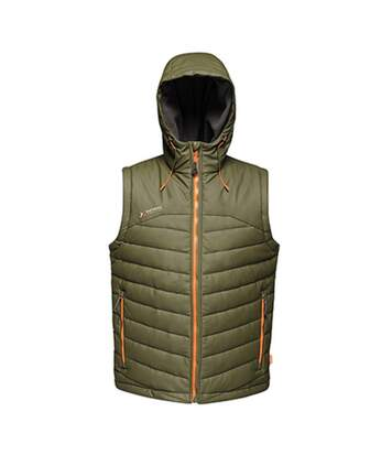 Regatta Tactical Threads Mens Calculate Insulated Bodywarmer (Ash) - UTRG3805