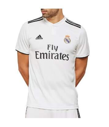 Réal Madrid Maillot Domicile Blanc Homme Adidas Réplica 2015/2016