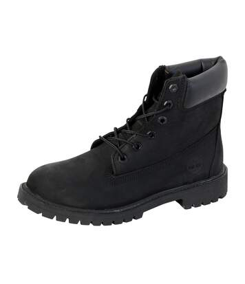 Chaussure Timberland 12907 Junior/Junior Black Nubuck