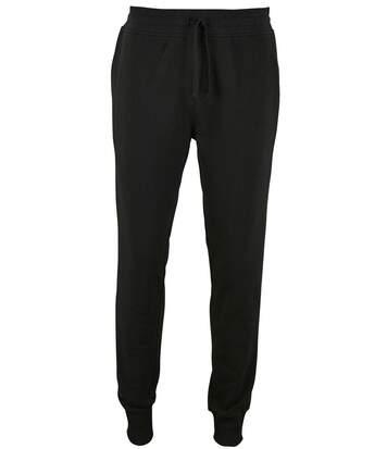 Pantalon jogging homme coupe slim - homme - 02084 - noir