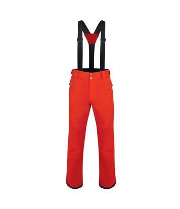 Dare 2B Mens Achieve Ski Pants (XL) (Fiery Red) - UTRG4619