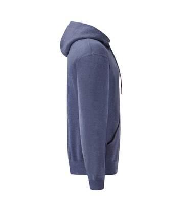 Fruit Of The Loom Mens Hooded Sweatshirt / Hoodie (Azure Blue) - UTBC366